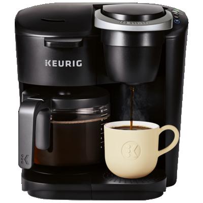 K-Duo Essentials™ Single Serve & Carafe Coffee Maker