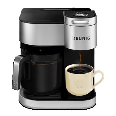 K-Duo® Special Edition Single Serve & Carafe Coffee Maker
