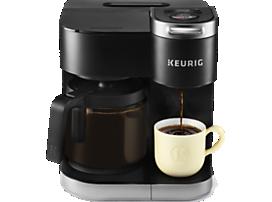 K-Duo™ Single Serve & Carafe Coffee Maker
