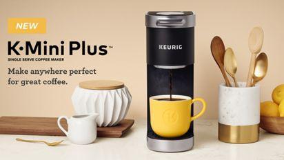 K-Mini Plus® Single Serve Coffee Maker