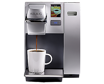 Keurig® K155 OfficePRO® Premier Brewing System   Commercial Coffee Makers   Keurig US