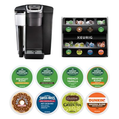 Keurig® K-1500 Commercial Coffee Maker with 8 Boxes K-Cup® Pods Starter Bundle
