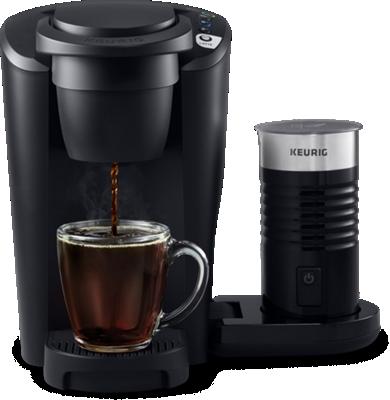 Cafetière et machine à latte une tasse à la fois Keurig® K-LatteMC