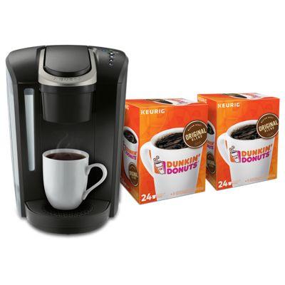 Keurig® K-Select™ Dunkin Donuts® Pod Bundle