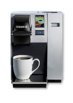 Keurig® K-150P Commercial Coffee Maker with Professional Installation Bundle