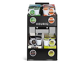 Keurig® Mesh K-Cup® Pod Storage Rack, 4 Sleeve