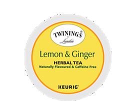 Lemon & Ginger Herbal Tea