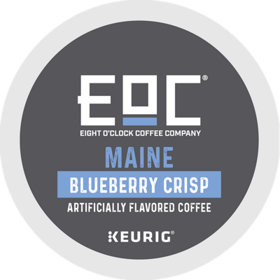 Maine Blueberry Crisp Coffee