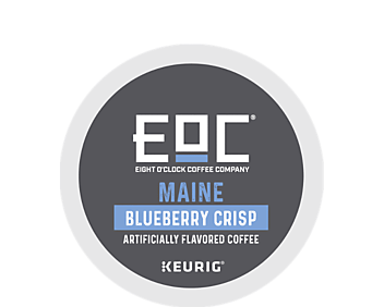Maine Blueberry Crisp Coffee