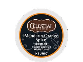 Mandarin Orange Spice® Herbal Tea
