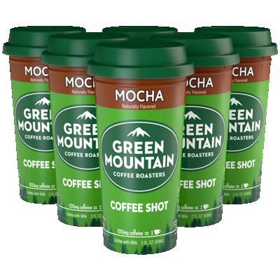 Mocha Coffee Shot