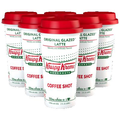 Original Glazed™ Latte Coffee Shot