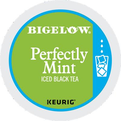 Perfectly Mint Iced Black Tea