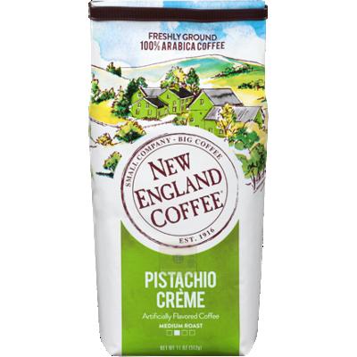 Pistachio Creme Coffee