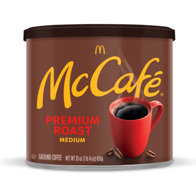McCafe® Premium Roast, 30 oz. Ground Can