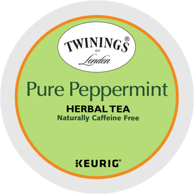 Pure Peppermint Tea