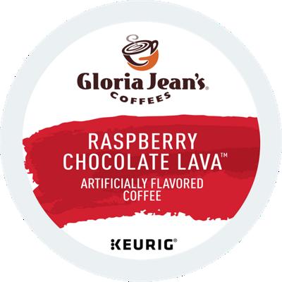 Raspberry Chocolate Lava Coffee