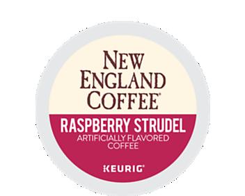 Raspberry Strudel Coffee