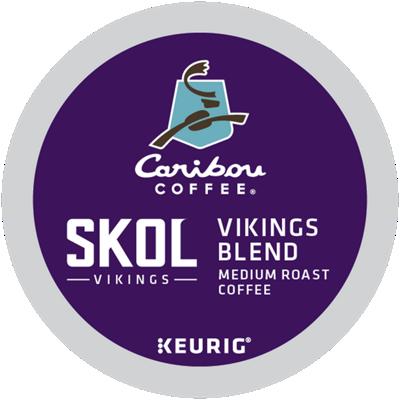 SKOL Vikings Blend Coffee