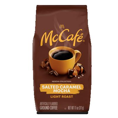 Salted Caramel Mocha Coffee