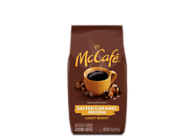 Salted Caramel Mocha Coffee