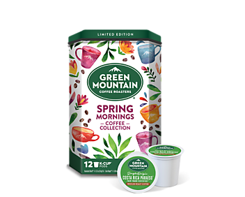 Spring Mornings Coffee Collection