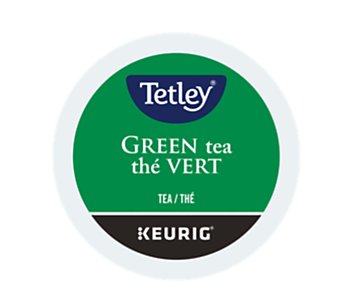 Thé vert recyclable