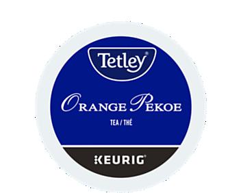 Thé orange pekoe recyclable