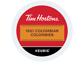 Tim Hortons® Colombien Recyclable
