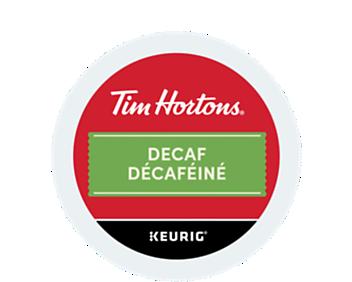 Tim Hortons® Décaféiné Recyclable
