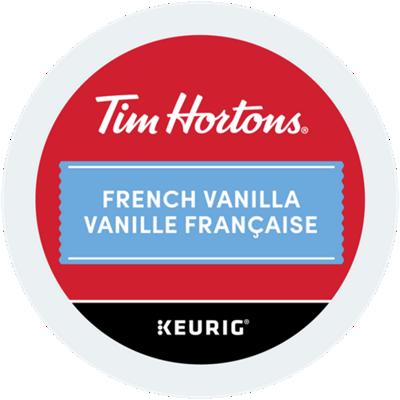 Tim Hortons® Vanille Française Recyclable