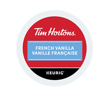 Tim Hortons® Vanille Française Recyclable