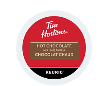 Tim Hortons® Hot Chocolate Mix Recyclable