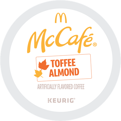 Toffee Almond Coffee