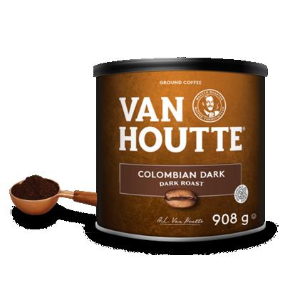 Colombian Dark Ground Coffee