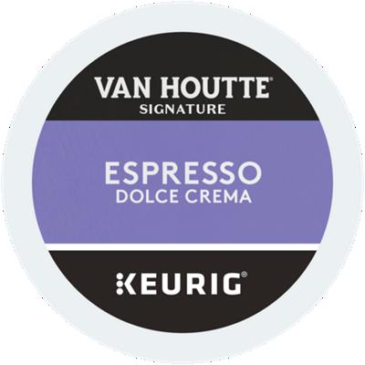 Van Houtte Espresso Dolce Crema Signature Recyclable