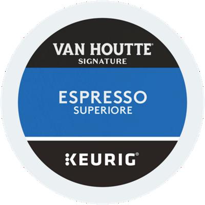 Espresso Superiore recyclable