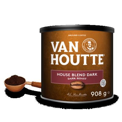 Original House Blend Dark Ground Coffee