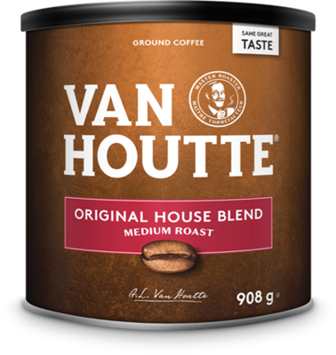 Original House Blend Ground Coffee