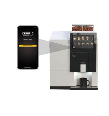 Remote Brew Installation Kit for Eccellenza Momentum®