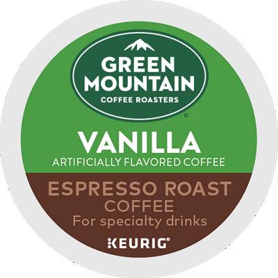 Vanilla Espresso Roast Coffee