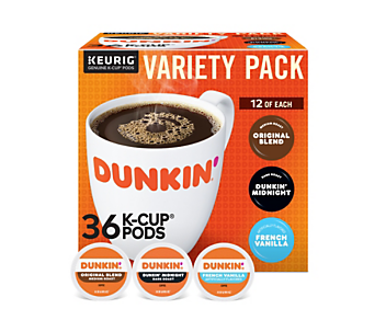 Dunkin Donuts® Variety Pack