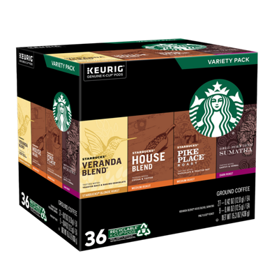 Starbucks® Variety Pack