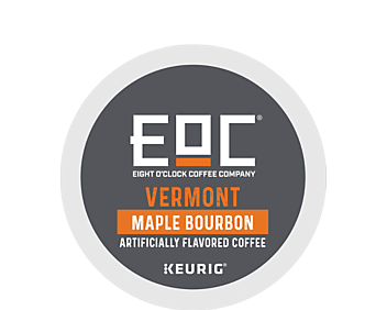 Vermont Maple Bourbon Coffee