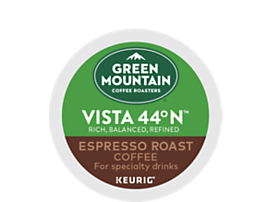 Vista 44° N™ Espresso Roast Coffee