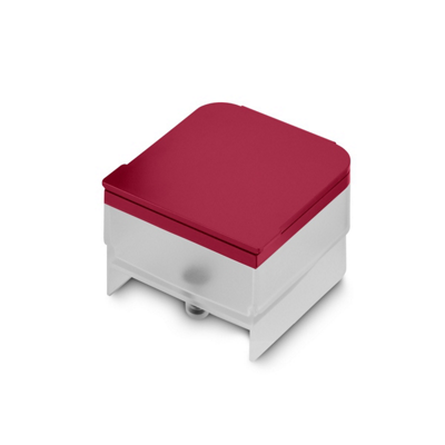 Réservoir d'eau et couvercle pour cafetière un tasse à la fois Keurig® K-Mini Plus® - Rouge