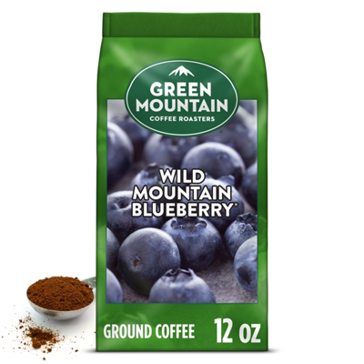 Wild Mountain Blueberry® Coffee