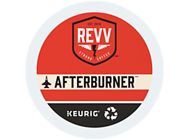 REVV™ AFTERBURNER™ Coffee Recyclable