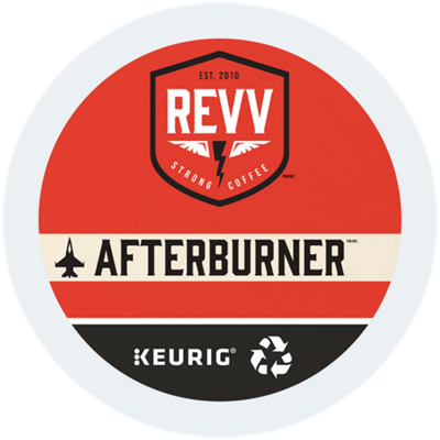 REVV™ AFTERBURNER™ Recyclable