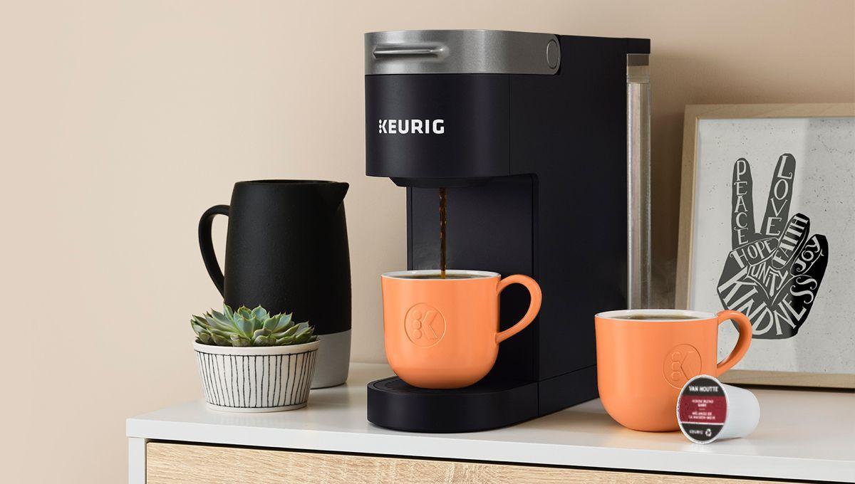 Cafetière une tasse à la fois Keurig® K-Slim
